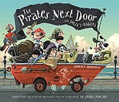 The Pirates Next Door image
